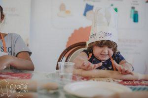 Piccoli chef al Festival nazionale di cucina per bambini con Cristina Bowerman e Ana Roš