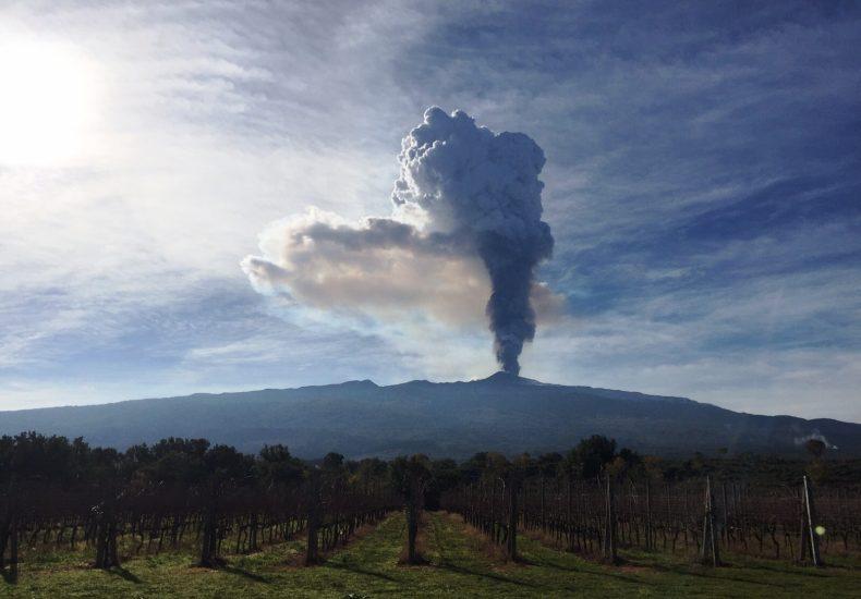 ETNA, SICILIA, Su i Quaderni di WineNews
