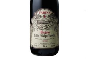 Farina, Docg Recioto della Valpolicella Classico 2011