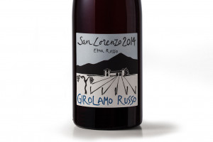 Girolamo Russo, Doc Etna Rosso San Lorenzo 2014