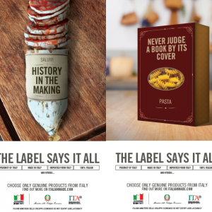 ICE: not only wine, all the Italian food records in the USA