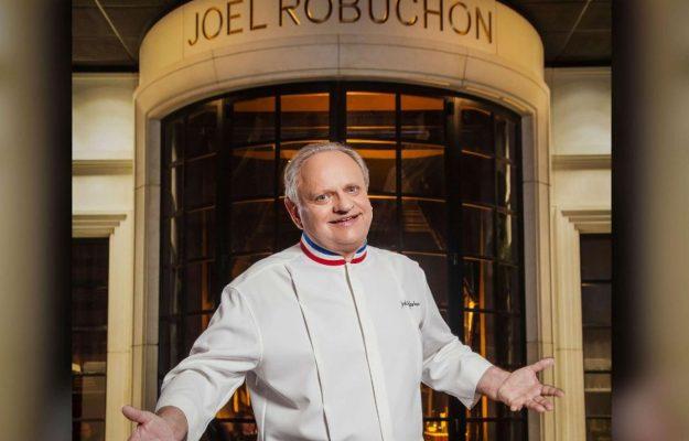 ATELIER ROBUCHON, CUCINA FRANCESE, JOËL ROBUCHON, Non Solo Vino