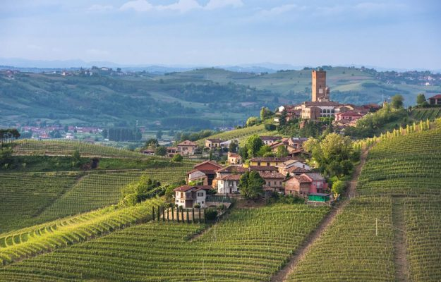 BEST ITALIAN WINES, FORBES, THOMAS HYLAND, News