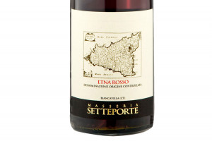 Masseria Setteporte, Doc Etna Rosso 2015