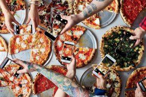 La pizza è il piatto più fotografato e postato su Instagram, in top ten anche pasta e spaghetti