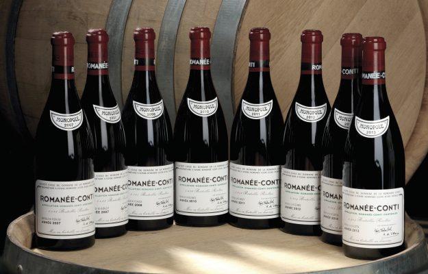 DOMAINE DE LA ROMANÉE-CONTI, WINE SEARCHER, News
