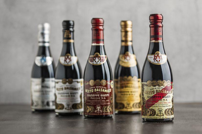 ACETO BALSAMICO DI MODENA, EMILIA, GIUSTI, La dispensa, Su i Vini di WineNews
