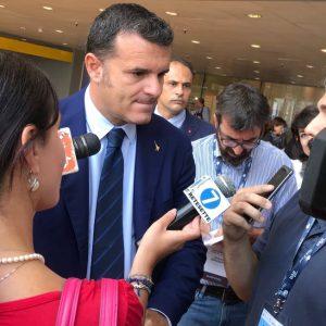 """""""Se è nella legalità, non importa che chi lavora sia italiano o straniero, vale il made in Italy"""""""