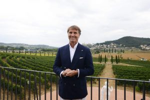 Brunello Cucinelli: vineyards instead of concrete in Solomeo