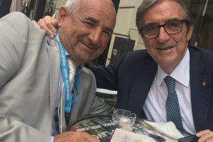 Serge Dubois, tra vendemmia, mercato del vino, investimenti e la rivalità tra Italia e Francia