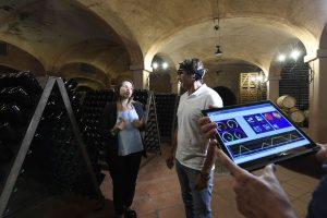 La Franciacorta studia le emozioni dei winelovers tra visite in cantina e passeggiate tra i filari