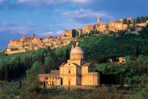 Le mete top dell'enoturismo: per Forbes imperdibili Montepulciano, Montalcino e Montefalco