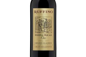 Ruffino, Docg Chianti Classico Gran Selezione Ducale Oro Riserva 2014