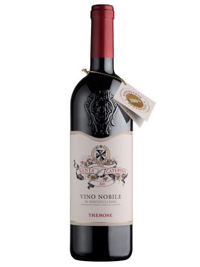 MONTEPULCIANO, NOBILE, TENUTA TREROSE, Su i Vini di WineNews