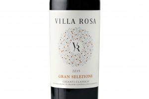 Villa Rosa, Docg Chianti Classico Gran Selezione 2015