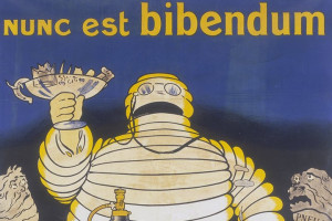 """Simbolo del viaggiare e della grande cucina, l'""""l'Omino Michelin"""" dichiarato """"Icona del Millennio"""""""