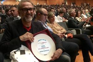 Massimo Bottura, lo chef numero uno al mondo, tre stelle Michelin all'Osteria Francescana di Modena