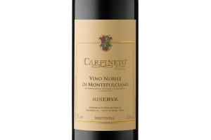 Carpineto, Docg Nobile di Montepulciano Riserva 2012