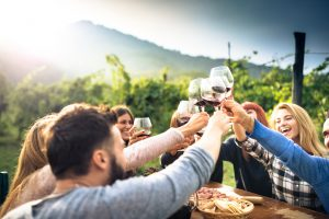 Italian taste: 25% of food & wine tourists' first destination choice is Italy