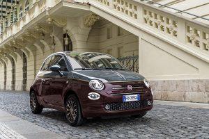 Il legame tra Montalcino e la Fiat si rinnova: nasce la nuova 500 Collezione color Brunello