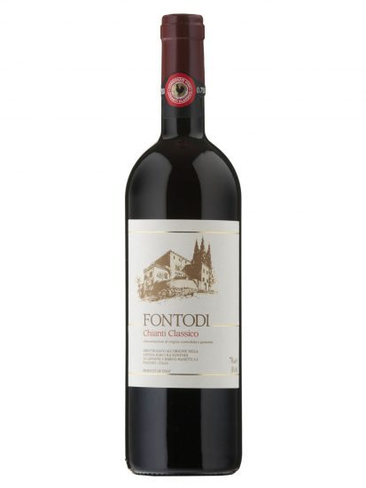 CHIANTI CLASSICO, FONTODI, Su i Quaderni di WineNews