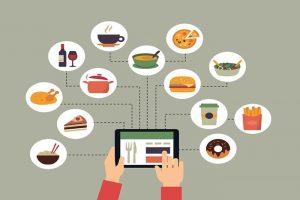 Gli italiani ed il food delivery: nel 2018 il 37% ha ordinato cibo al telefono, +47% sul 2017