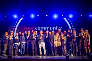 Foodcommunity Awards, premiate le eccellenze imprenditoriali del food & beverage ieri a Milano