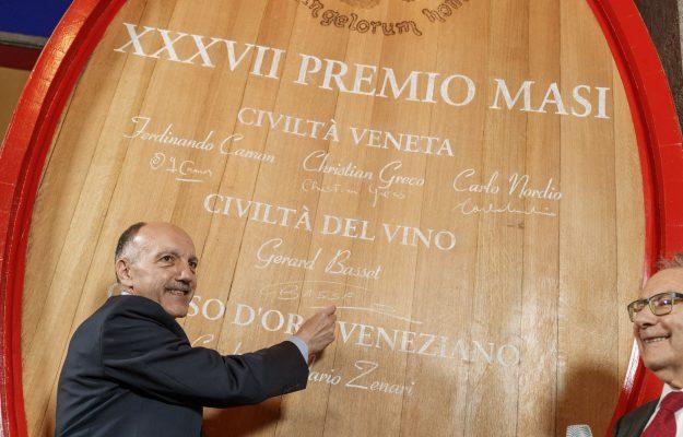 GERARD BASSET, PREMIO MASI, VERONA, News