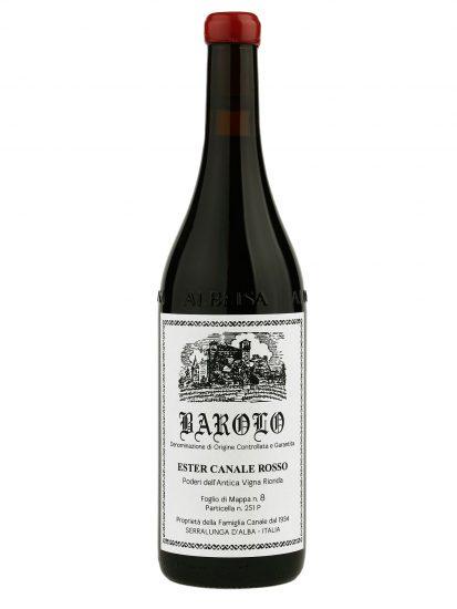 BAROLO, GIOVANNI ROSSO, SERRALUNGA, VIGNA RIONDA, Su i Vini di WineNews