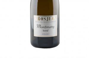 Grosjean, Extra Brut Montmary Rosé