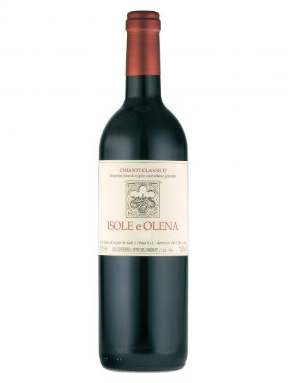BARBERINO VAL D'ELSA, CHIANTI CLASSICO, ISOLE E OLENA, Su i Quaderni di WineNews