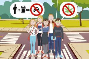 Giovani, alcol e droga al volante: al via la campagna del Moige e dal Consiglio dei Ministri
