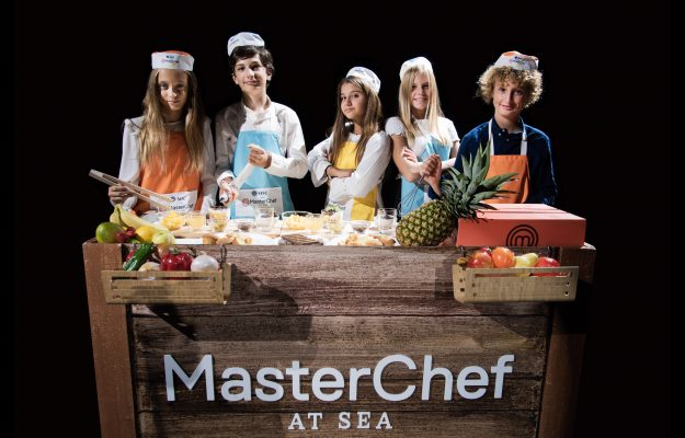 MASTERCHEF JUNIOR, MSC CROCIERE, Non Solo Vino