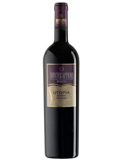MARCHE, MONTECAPPONE, ROSSO PICENO, Su i Vini di WineNews