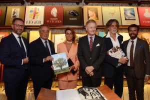 "Ornellaia, symbol of Italian wine, is thirty years old, celebrated in the book ""Coffee Table Book"""