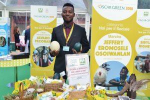 Lo spirito imprenditoriale dei giovani contadini sfida la crisi e trionfa agli Oscar Green