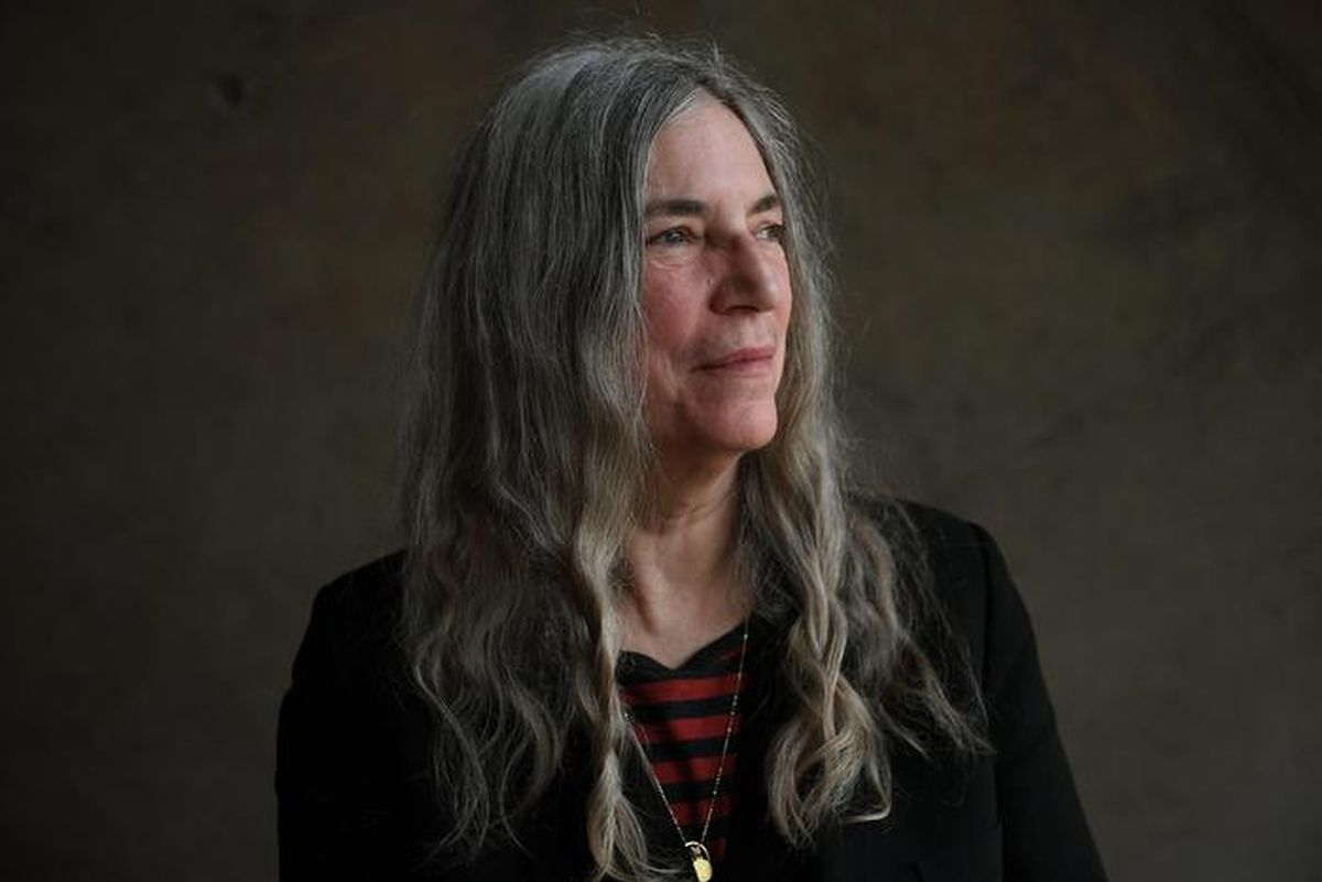 Ceretto brings the rock poet Patti Smith and the American ...
