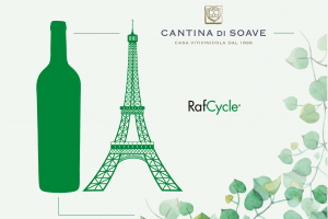 Cantina di Soave, from waste to energy to illuminate the Eiffel Tower for 15 months