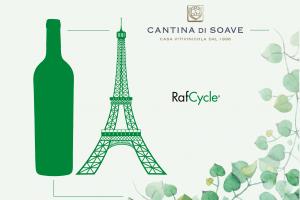 Cantina di Soave, dai rifiuti l'energia per illuminare la Tour Eiffel per 15 mesi