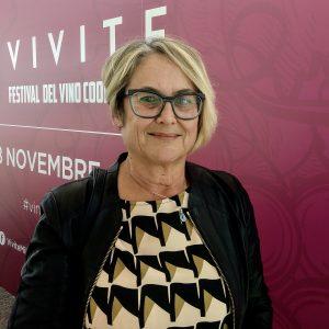 Il mondo del vino cooperativo tra mercati e VIVITE, nelle parole di Ruenza Santandrea