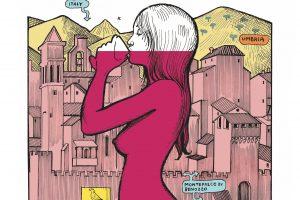 Vino e fumetti, a Levanto arriva Vincomics: dal 19 al 21 ottobre di scena l'arte del raccontare