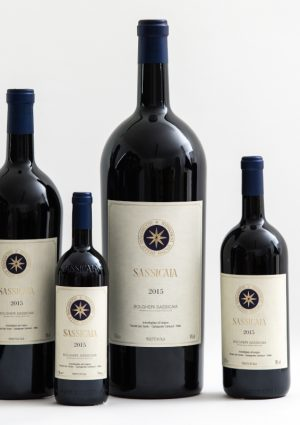 Sassicaia 2015 a 7, Fiorduva Marisa Cuomo a 8 (ma con due annate): l'incrocio guide by WineNews