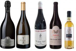 Ca' del Bosco, Cantina Terlano, Cataldi, Conterno e Fattoria Zerbina i top5 per Guida Veronelli 2019