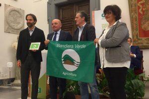Premio Bandiere Verdi 2018, la Cia consacra, in Campidoglio, l'agricoltura multifunzionale