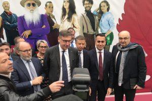 Guerra dei dazi, tutela del made in Italy e cooperative del vino: da Vivite, il Vice Premier Di Maio