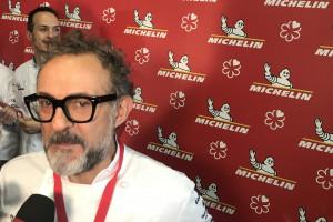"""Massimo Bottura: """"la cucina italiana al centro del mondo, gli chef ambasciatori della cultura"""""""