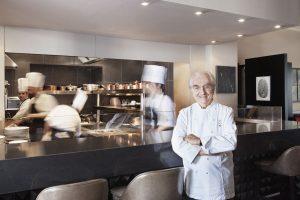 """""""Gualtiero Marchesi e la grande cucina italiana World Tour"""" per celebrare le arti dell'Italia"""