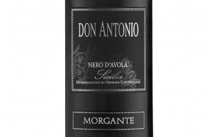 Morgante, Doc Sicilia Don Antonio Riserva 2015