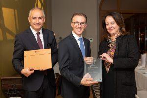 Paolo Basso, da World's Best Sommelier alla Laurea honoris causa dall'Istituto Glion