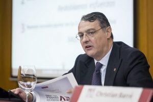 L'Oiv cambia guida: dal 2019 il dg sarà lo spagnolo Pau Roca, al posto di Jean-Marie Aurand
